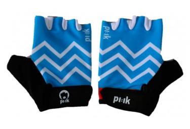 Paire de gants courts Pi:ik - Zig Zag