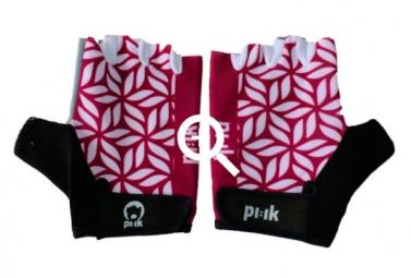 Paire de gants courts Pi:ik - Purple