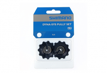 Par de rodillos Shimano SLX M663 10V