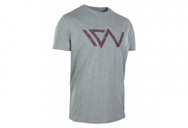 Ion Maiden Camiseta Gris Xl