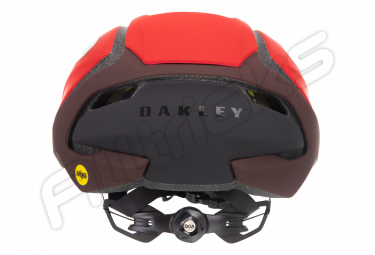 Aero Oakley Aro 5 Mips Helmet Red / Black