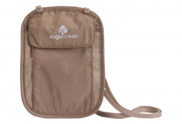 Eagle Creek Undercover Neck Wallet Khaki