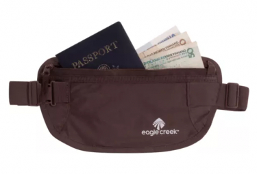 Banana belt Eagle Creek Undercover Money Belt Brown