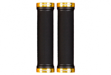 Reverse Classic Grips 29 mm Black / Gold