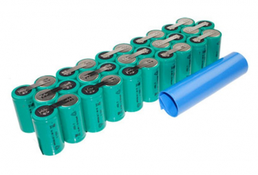 Image of Akkupack a velo pour heinzmann 36 volt 9000mah
