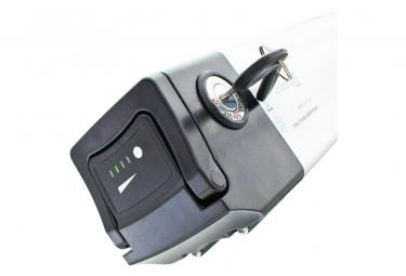Image of Batterie compatible avec la batterie prophete e bike argentee 24 volt de 10 4 ah chargeur inclus