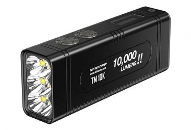 Image of Lampe de poche led haute performance nitecore tm10k 10000 lumens