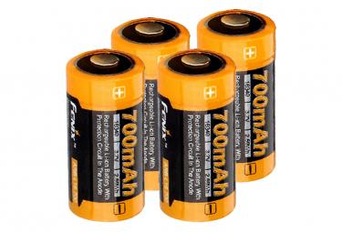 Image of Batterie li ion 4 morceaux avec 3 7 volts min 700mah typiquement 760mah max capacite 820mah avec akkubox ideal