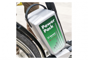 Image of Batterie de remplacement pour la batterie ktm severo 8 rt 36 volts avec 17 ah chargeur rapide inclus