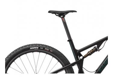 Santa Cruz Blur XX1 ACHSEN CC RESERVE 29 '' Mountainbike mit Vollfederung | Sram XX1AXS Eagle 12V | Gloss Carbon & Aquarius Green | 2020