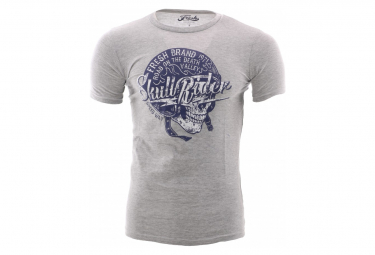 T-shirt gris homme The Fresh Brand