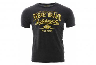 T-Shirt Gris foncé Homme The Fresh Brand