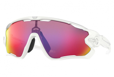 Oakley Jawbreaker Polished White / Prizm Road / Ref.OO9290-5531 glasses