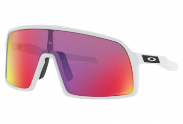 Oakley Sutro S Sunglasses Matte White / Prizm Road / Ref. OO9462-0528
