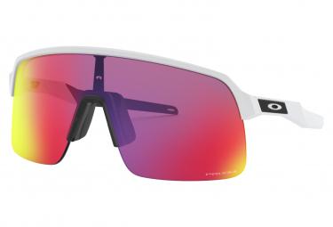 Oakley Sutro Lite Sunglasses Matte White / Prizm Road / Ref. OO9463-0239