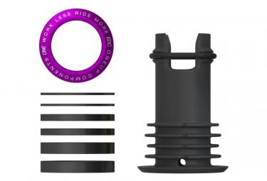 Oneup Top Cap Para Edc Tool Purple