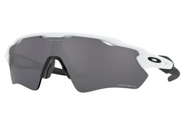 Oakley Radar Ev Path Blanco Pulido   Prizm Negro Polarizado   Ref  Oo9208 9438