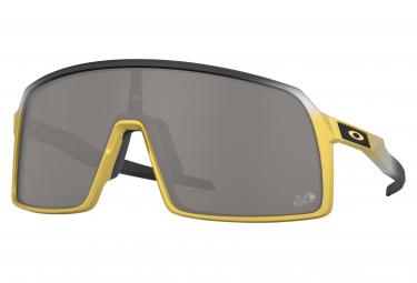 Oakley Sutro Trifecta Edition Tour de France Fade / Prizm Black / Ref. OO9406-1837