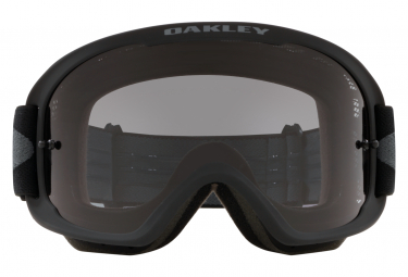 Maschera MTB Oakley O'Frame 2.0 Pro Nero Gunmetal Grigio scuro