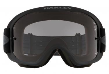Masque Oakley O'Frame 2.0 Pro MTB Noir GunMetal Gris Foncé