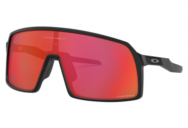 Oakley Sutro Sunglasses Matte Black / Prizm Trail Torch / Ref. OO9406-1137