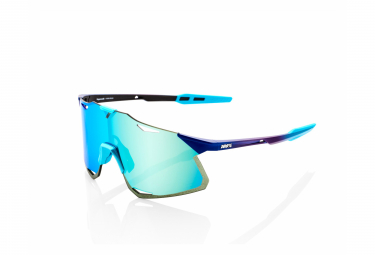 Glasses 100% Hypercraft Blue Mirror Glass + Transparent Glass Included