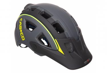 CASCO MTBE 2 Helmet Black Yellow Fluo