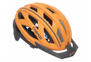 CASCO Cuda 2 orange helmet Black