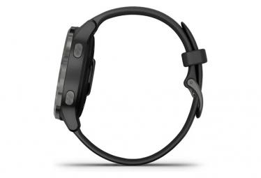 Montre de Sport Garmin vívoactive 4s Noir / Gris