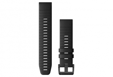 Garmin QuickFit 22 mm Silicone Wristband Black
