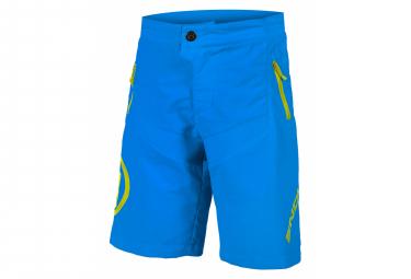 ENDURA Kids MT500JR LTD Shorts Blau