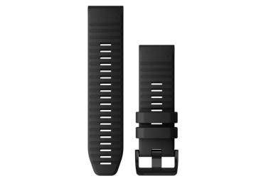 Pulsera De Silicona Garmin Quickfit 26 Mm Negra