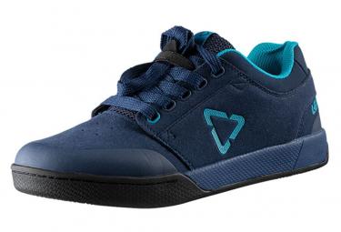 LEATT Schuhe DBX 2.0 Flat - Blau