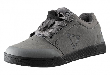 LEATT Schuhe DBX 2.0 Flat - Grey Steel