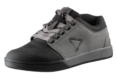 Chaussures LEATT DBX 3.0 Flat Gris Granite