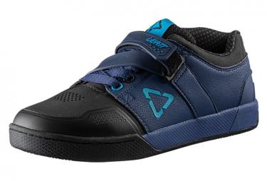 Zapatillas Leatt Clip Dbx 4 0   Azul 40