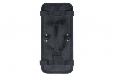 Basil DBS Plate for removable attachment black