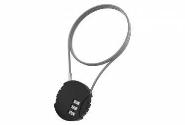 Image of Cable anti vol urban iki porte bebe arriere
