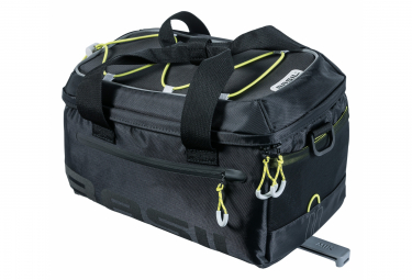 Basil Miles trunkbag MIK 7 liter black yellow