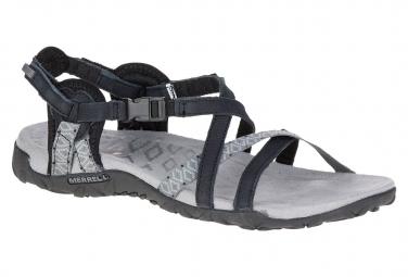 Sandale de randonnée Femme Merrell Terran Lattice II Noir