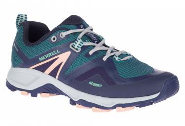 Chaussures de randonnée Femme Merrell MQM Flex 2 GTX Bleu Rose