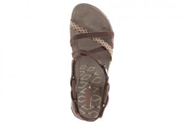 Sandale de randonnée Femme Merrell Terran Lattice II Marron