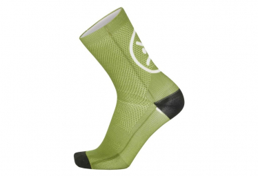 Image of Chaussettes mb wear smile vert 35 40