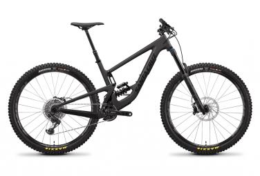 Santa Cruz Megatower X01 CC COIL 29 '' Vollgefedertes Mountainbike   Sram X01 Eagle 12V   Blackout   2020