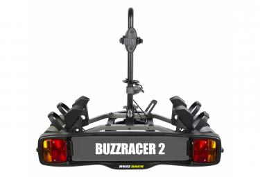 BUZZRACER 2 Porte-vélo sur attelage- plateforme 2 vélos
