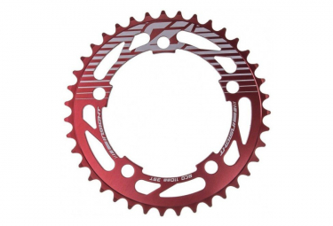 Couronne INSIGHT 110mm rouge - INSIGHT - (Rouge - 35)