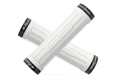 Poignées - Lock-On Charger Grip - LIZARD SKINS - (Blanc)