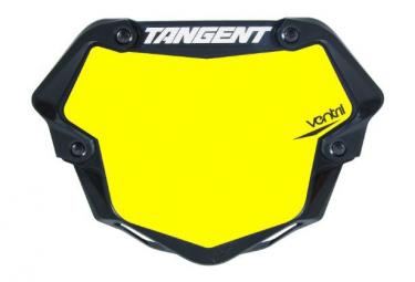 Image of Plaque tangent ventril 3d pro tangent noir
