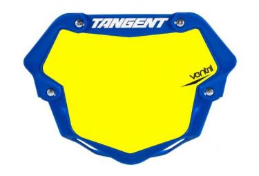 Image of Plaque tangent ventril 3d pro tangent bleu