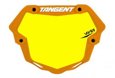 Image of Plaque tangent ventril 3d pro tangent orange